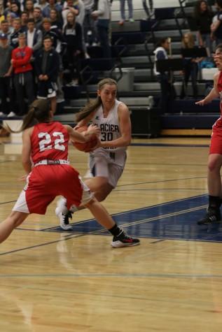 Last Away Girls Basketball Game