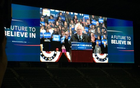 Bernie Sanders Rally Hits Home