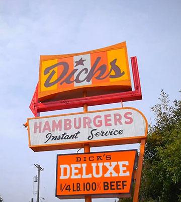 Dicks Drive In: East vs. South