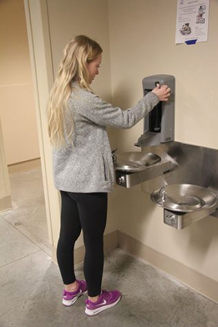 Water Bottle Fillers Installed