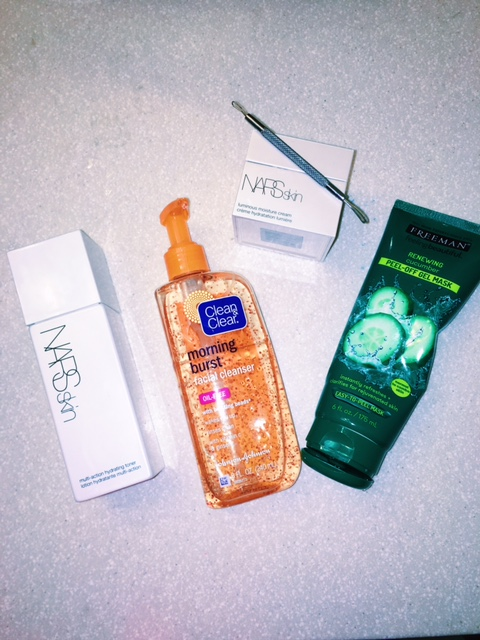 Some of the products you should use.