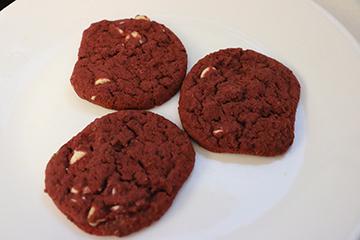 Some great winter cookies.