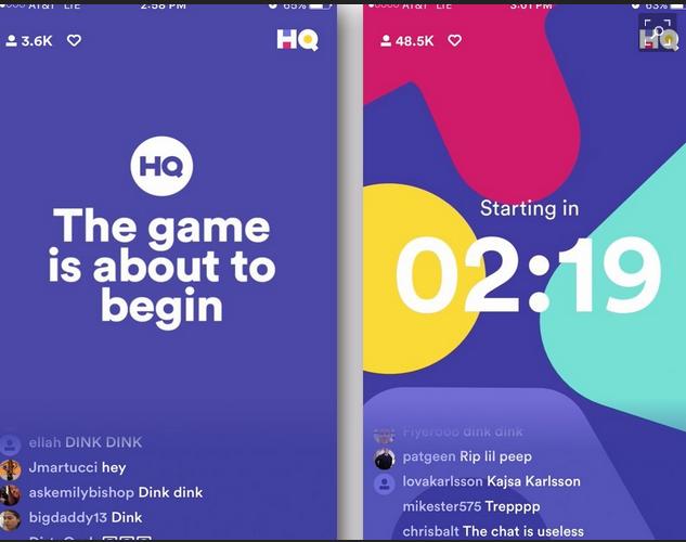 HQ: A Brand New Trivia App