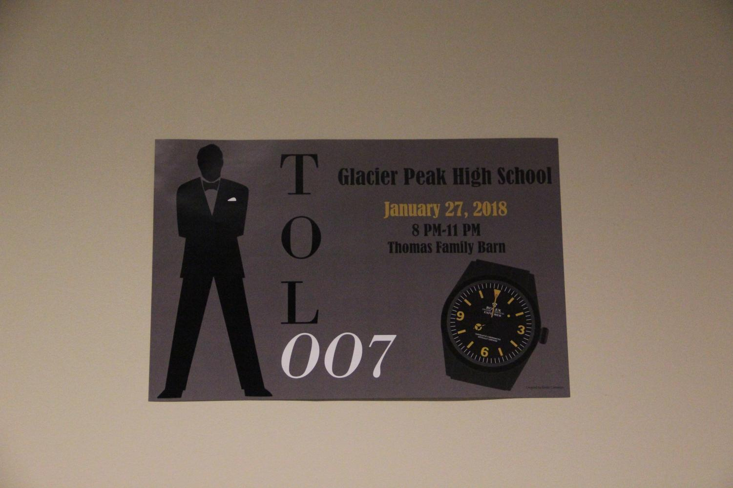 The TOLO poster for this year.