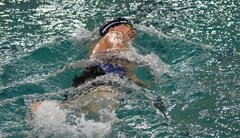 Girls Swim Teams Separate