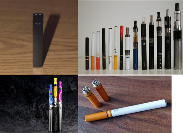 Different+styles+of+Vape+Pens%0A%0APhotos+taken+by+lindsayfox+of+Pixabay