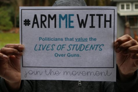 #ArmMeWith