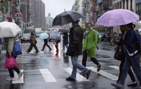 Rain Rain, Go Away!
