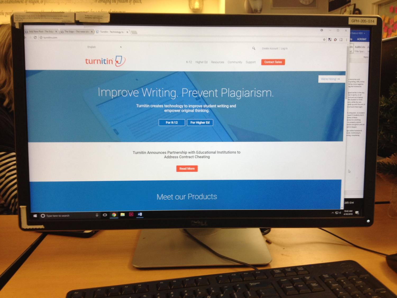 A site teachers often use for online homework.