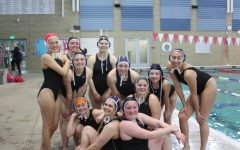 Water Polo Plays First Two Games