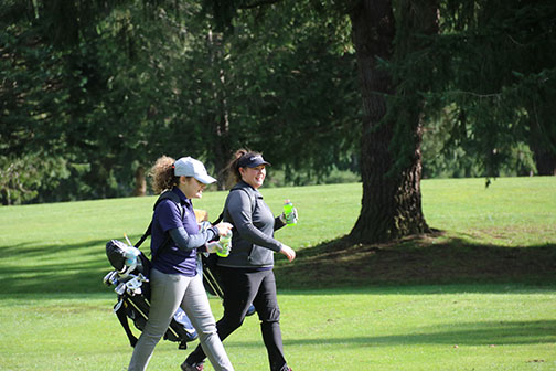 Girls Golf Season