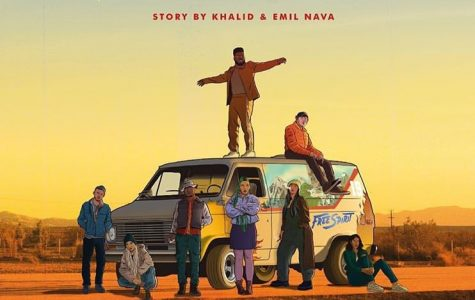 A deeper look into Khalid's new projects