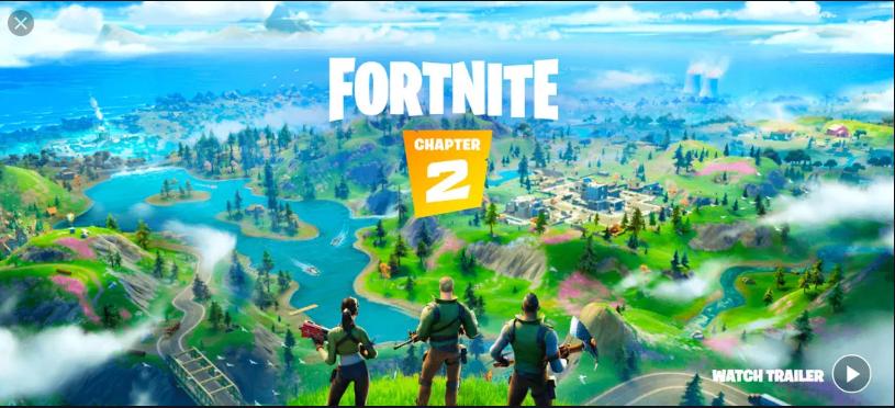 New Fortnite Update Is Here