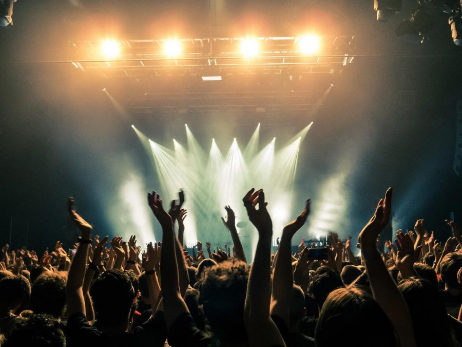 Upcoming Concerts in the Greater Seattle Area