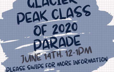 Glacier Peak Senior Parade