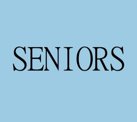 Seniors, If You