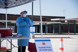 Monroe Testing/Vaccine Location