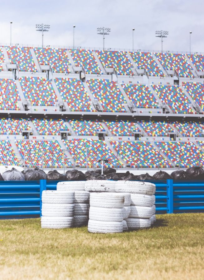 Daytona International Speedway, home of the Pilot Challenge